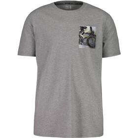 Maloja FlüsM. T-Shirt Homme, grey melange
